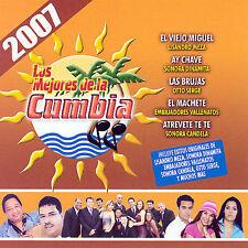 Los Mejores De La Cumbia by Various Artists (CD, Mar-2007, ) NEW