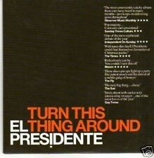 (171Y) El Presidente, Turn This Thing Around - DJ CD