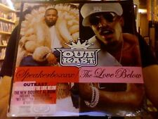 Outkast Speakerboxx / The Love Below 2xLP sealed vinyl Big Boi Andre 3000