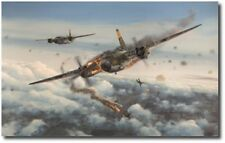Pay Off (B-26) by Darby Perrin  - B-26 Marauder - Aviation Art Print