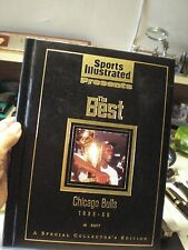 """Vintage Sports Illustrated """"The Best"""" Chicago Bulls 1995/96 Numbered 50077"""