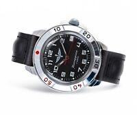 Vostok Komandirskie 431941 Military Russian Watch Special Forces Aviator Wings