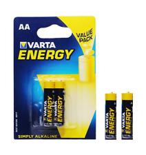 Pila Alcalina Varta ~ 1, 5V ~ LR6 ~ AA ~ Energy (2 monedas)