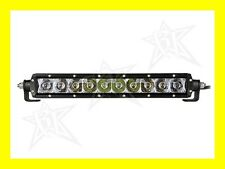 "Rigid Industries 91031 SR-Series 10"" Spot / Flood Combo White LED Light Bar NEW"