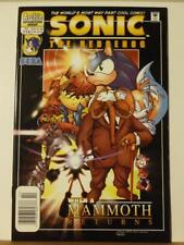 Sonic the Hedgehog 114 Archie IDW Knuckles Shadow Tails Ongoing Series