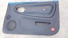2003-2006 CHEVROLET SSR RH PASSENGER SIDE DOOR PANEL COBALT BLUE PN 15869188