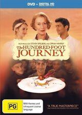 The Hundred-Foot Journey (DVD, 2015)