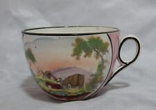 Antique Chinese Export Hand Painted Cup