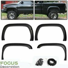 Textured Factory Style Wheel Fender Flare For 1994-2001 Dodge Ram 1500 2500 3500