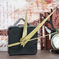 Quarz Wanduhr Uhrwerk Mechanik Reparatur DIY Teil Kit mm Spin W1I7 10 X2T3
