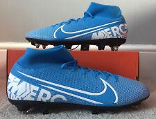 Nike Mercurial Superfly 7 PRO SG Anti Clog BNIB Mens size 10 Football Sock Boots