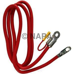 Battery Cable-DIESEL NAPA/MILEAGE PLUS BELDEN-MPB 781153