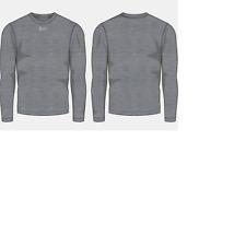 Under Armour Men's HeatGear Ua Locker 2.0 Long Sleeve T-Shirt New Md 1305776 101