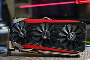 Asus Strix 980ti 6GB GDDR5 - Nvidia Graphics Card