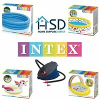 Intex Inflatable Swimming Pool Garden Outdoor Summer Kids Fun Paddling Pools NEW