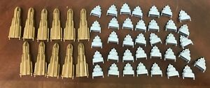 Monopoly Star Wars Episode 1 Replacement Parts Pieces Apartments Towers Lot