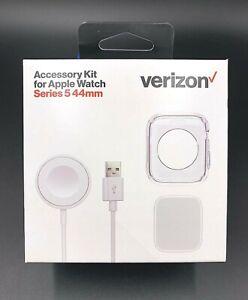 100% Original Verizon Accessory Kit Apple Watch Series 5 44mm |White💎OPEN BOX