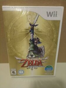 The Legend of Zelda: Skyward Sword - Nintendo Wii New Sealed World Edition