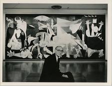 """Madrid, Museo Nacional Centro de Arte Reina Sofia, """"Guernica"""" by Pablo Picasso V"""