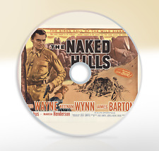 The Naked Hills (1956) DVD Western Movie / Film David Wayne Keenan Wynn