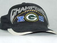 GREEN BAY PACKERS 1997 NFC championship snapback hat PROLINE