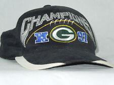GREEN BAY PACKERS 1997 NFC championship snapback hat PROLINE