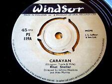 """RHET STOLLER - CARAVAN  7"""" VINYL"""
