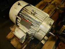 Reliance Electric Motor, Model #P21G3893A, 1170 RPM, 460 V, 3HP, Used, WARRANTY
