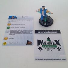 Heroclix Street Fighter set T. Hawk #012 Uncommon figure w/card!