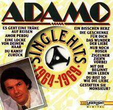 (Salvatore) Adamo Singlehits 1964-1969 (12 tracks)  [CD]