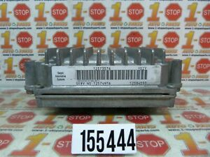 03-05 GMC ENVOY 4.2L ENGINE COMPUTER ECU ECM 12574976 12573576 YDZY OEM