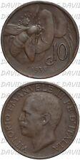 01904] REGNO ITALIA VITTORIO EMANUELE III - 10 CENTESIMI APE 1935