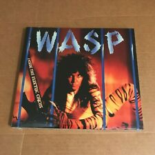 "WASP ""Inside The Electric Circus"" CD 2019 +2 tracks Sealed [Headless W.A.S.P.]"