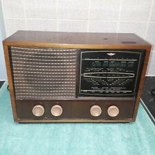 vintage kb radio short, medium & long wave, kolster-brandes model no LR 10
