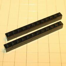 Lego 17 Stück 47456 schwarz Spoiler Stein mit Lippe 2x3 LEGO Bausteine & Bauzubehör Baukästen & Konstruktion