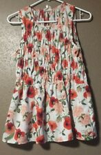 Ember Missy Women's blouse size large shirt floral top ST5238