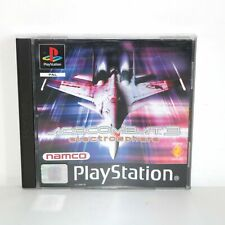 ACE COMBAT 3 - ELECTROSPHERE - PSONE PS1 GAME - COLLECTABLE CONDITION!!