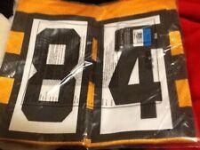 Antonio Brown Pittsburgh Steelers Jailbreak Jersey Never Worn Size 40 (Medium)