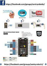 V3 Wireless module NodeMcu 4M bytes Lua WIFI Internet of Thing ESP8266 esp-12e