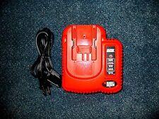 NEW Black & Decker Multi Voltage Battery Charger 18 v & 24 v Volt Fast Charger