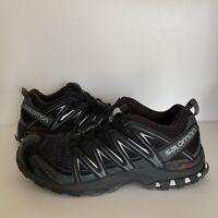 Salomon XA Pro 3D Men's Trail Running Size 12 Professional Hiking Shoes Black