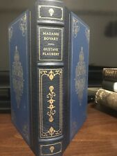 MADAME BOVARY Gustave Flaubert   Franklin Library  Leather  1979