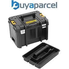 Dewalt DWST1-71195 TSTAK VI Deep Tool Storage Case Heavy Duty 23L + Tote Tray