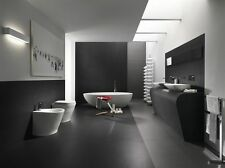 RT-00 BASALTINA BLACK MATT 300X300, 300X600 & 600X600 PORCELAIN TILE
