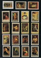 Art, Painting Hermitage Russia MNH Collection 19 x