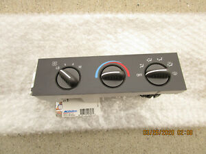 GM GMC CHEVY 15858580 ACDELCO 1573570 HEATER CLIMATE TEMPERATURE CONTROL OEM NEW