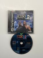WWF SmackDown 2: Know Your Role (Sony PlayStation 1, 2000)