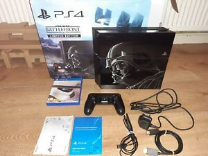 LIMITED EDITION STAR WARS BATTLEFRONT PLAYSTATION 4 1TB CONSOLE with game