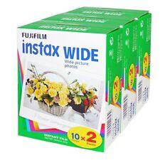 FUJIFILM Instax Wide Film für FUJI Instax 210 Kamera für 60 Aufnahmen!! FREIHAUS