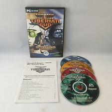 PC CD-Rom - Command & Conquer Tiberian Sun + Firestorm Mission CD